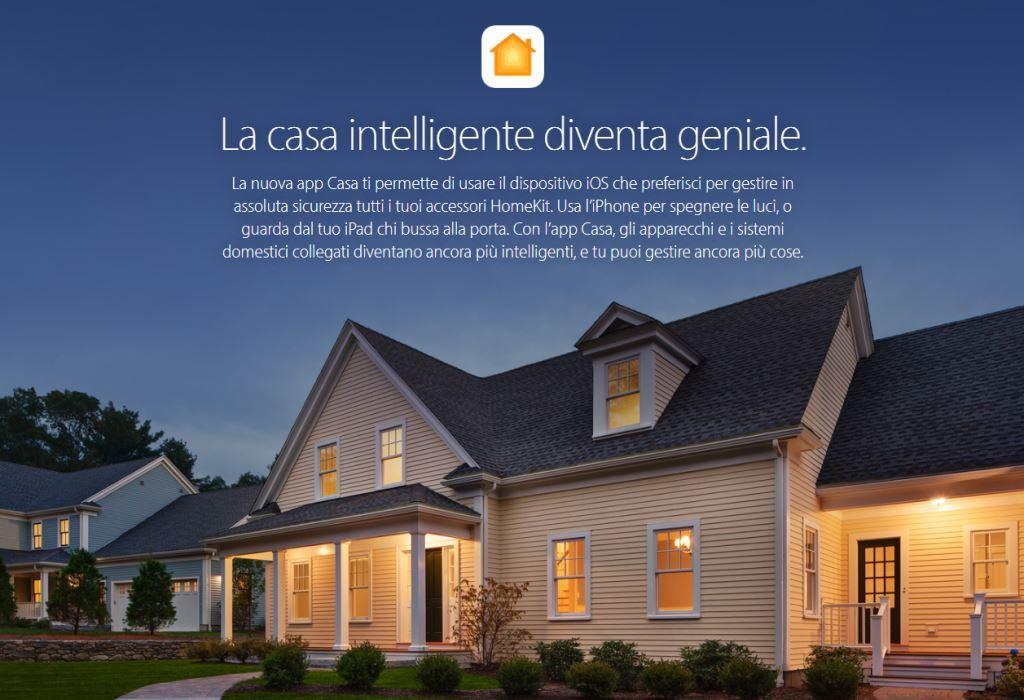 Apple Home Smart Home Casa Intelligente