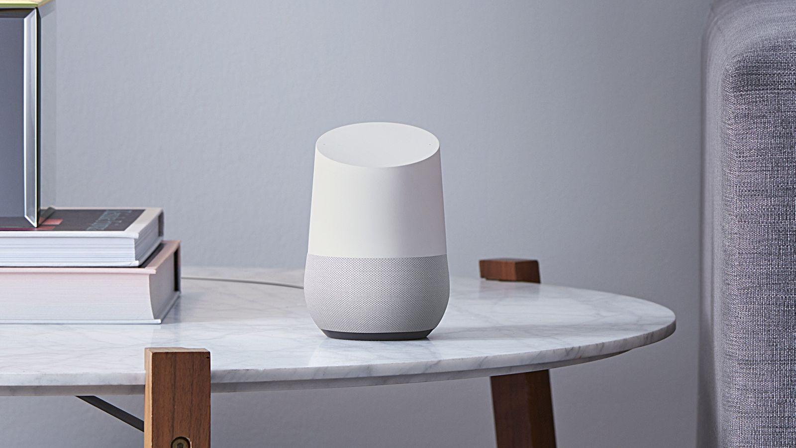 Google Home Domotica