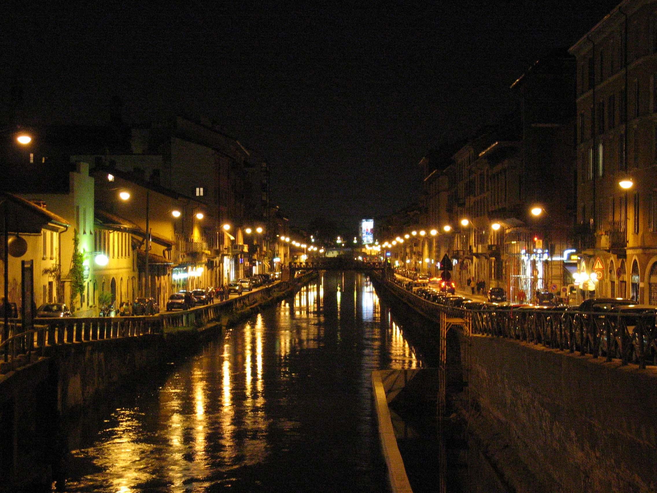 Milano Quartiere Navigli