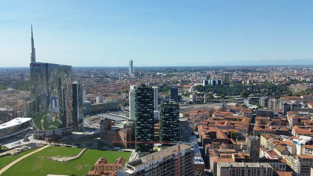 Milano Quartiere Isola UnICredit