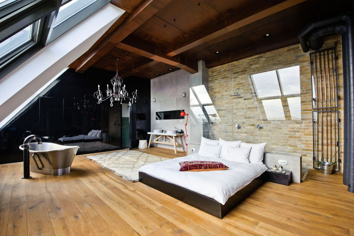 Come rivitalizzare la mansarda della propria casa