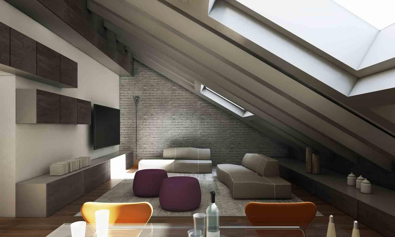 Come rivitalizzare la mansarda della propria casa for Suggerimenti per la costruzione della propria casa