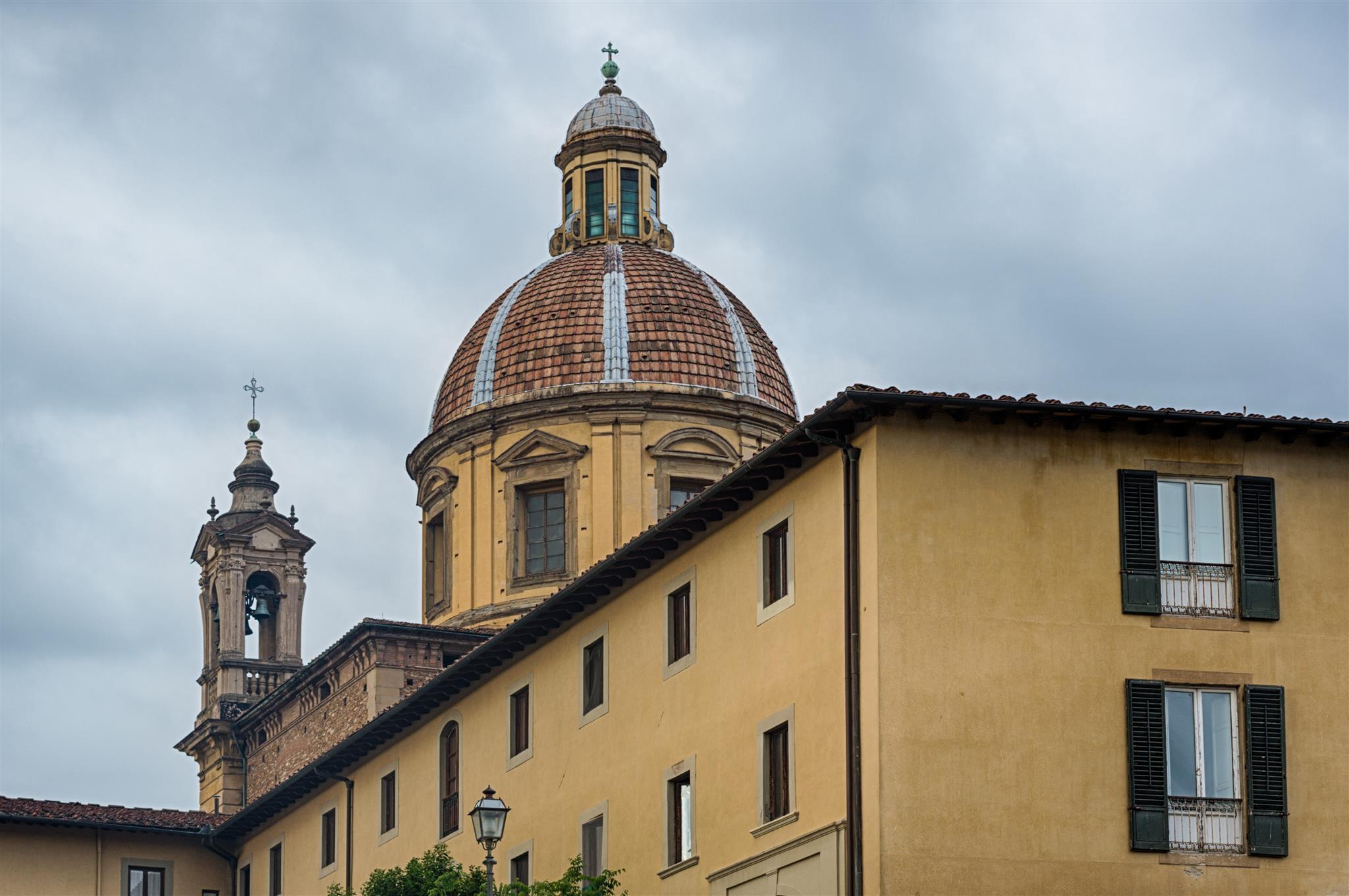 La Chiesa di San Frediano, Firenze